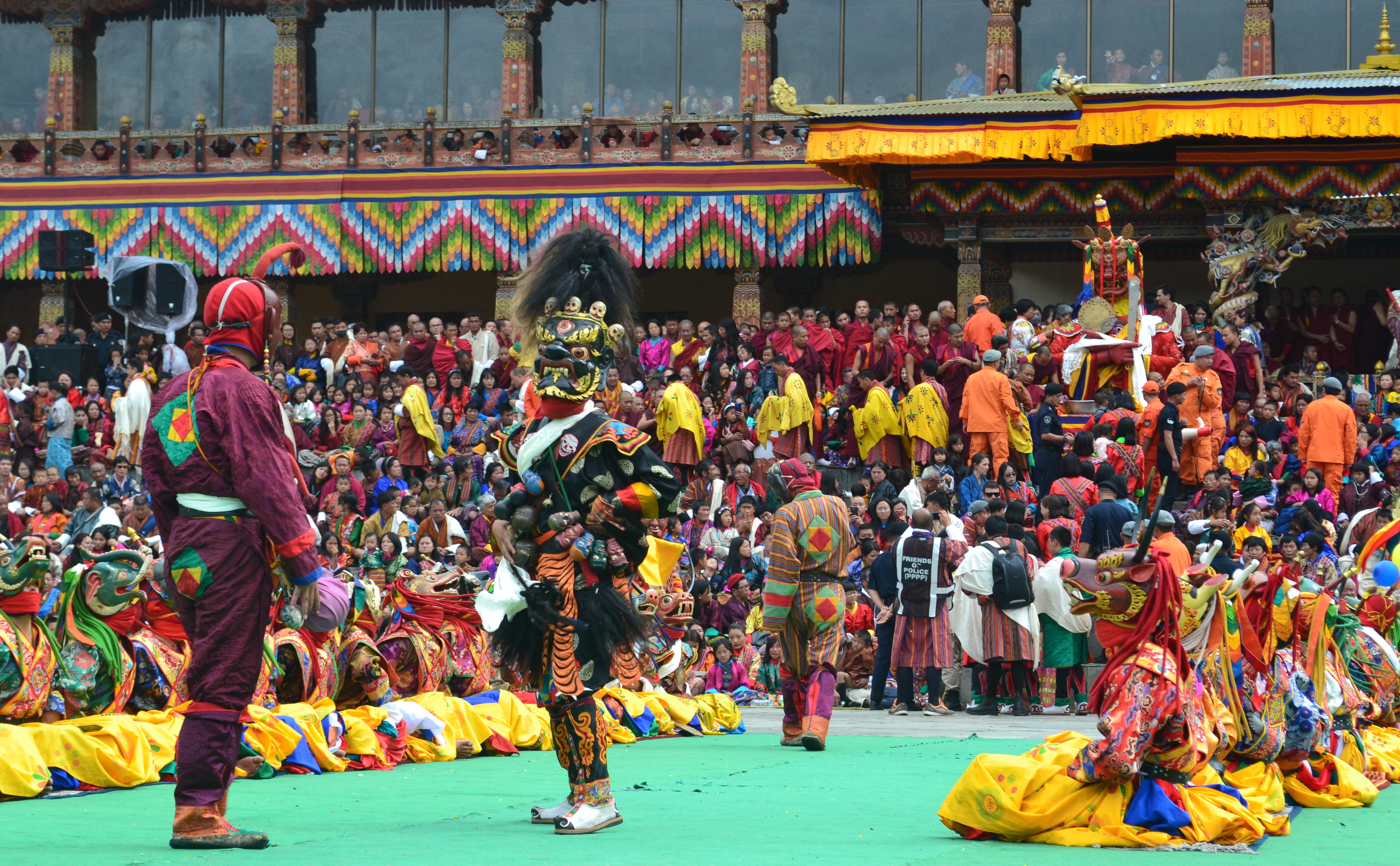 F6 Thimphu Tshechu Profile Image